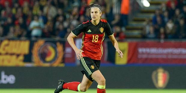 Qualifs' Mondial 2019: les Red Flames battent le Portugal et rejoignent l'Italie en tête de leur groupe - La Libre