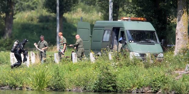 Tueurs du Brabant: Des plongeurs ont fouillé le canal à Ronquières - La Libre