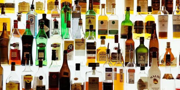 356 millions de recettes en moins: le fiasco du tax shift sur la vente d'alcool - La Libre