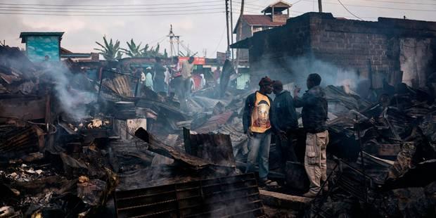Kenya: la crise politique empire après une présidentielle tronquée - La Libre