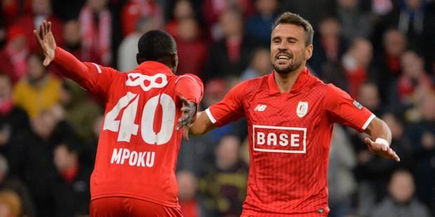 Le Standard domine Waasland-Beveren et se rapproche du top 6 (3-1), Sa Pinto met en avant la progression de ses milieux ...