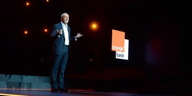 Orange lance sa banque mobile - La Libre