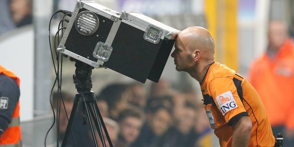 Les ratés de l'arbitrage vidéo: Comment une erreur sur quatre persiste - La Libre
