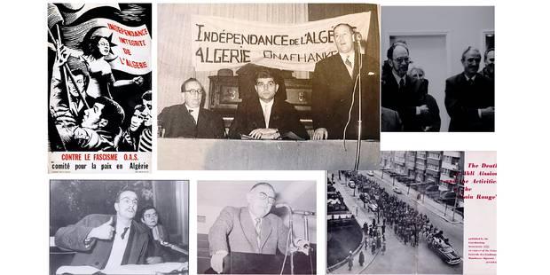 Ces Belges qui ont, parfois au péril de leur vie, aidé les Algériens pendant la guerre d'Indépendance - La Libre