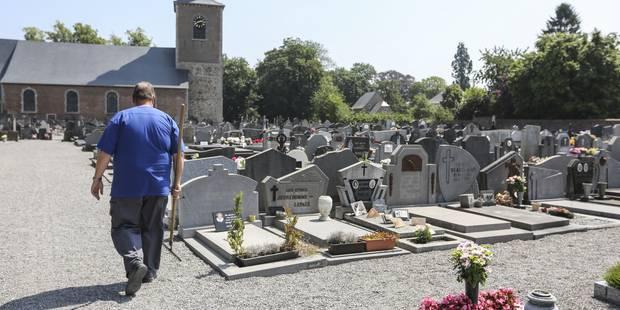 La mort touche chaque jour 300 familles en Belgique - La Libre
