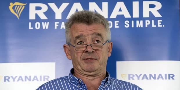 Ryanair confiante malgré la crise des annulations de vols: hausse de 11% du bénéfice après impôt au premier semestre - L...