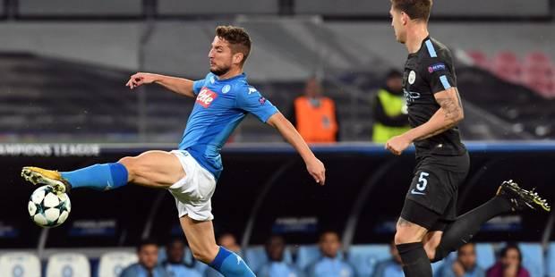 C1: Manchester City et Tottenham se qualifient après des victoires contre Naples (2-4) et le Real Madrid (3-1) - La Libr...