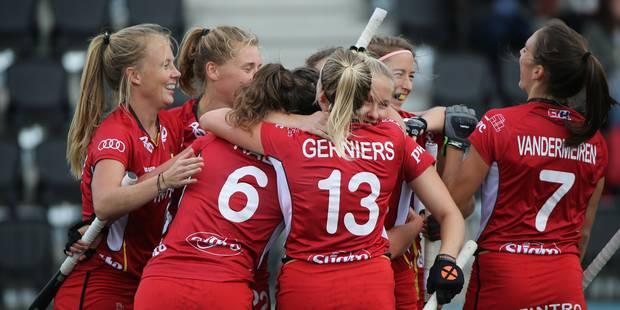 Hockey: La Belgique qualifiée pour la coupe du monde - La Libre