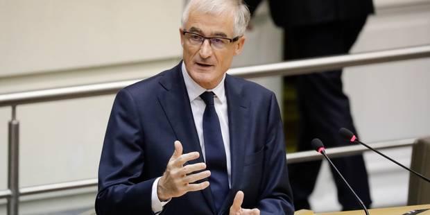 """Geert Bourgeois sur la Catalogne : """"Enfermer des dirigeants démocratiquement élus, c'est aller plus d'un pont trop loin""""..."""
