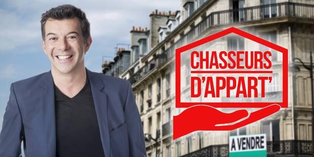 """Le CSA ouvre une instruction sur l'émission """"Chasseurs d'appart"""", la 2e contre RTL TVI - La Libre"""