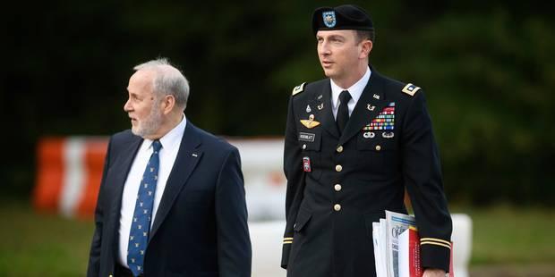 Le soldat américain ex-otage en Afghanistan échappe à la prison - La Libre