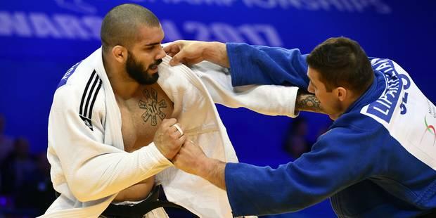 Judo: Nikiforov devient champion de Belgique et demande sa compagne en mariage (VIDÉO) - La Libre
