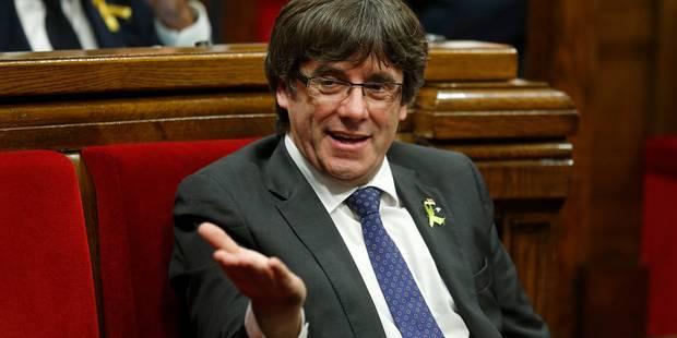 Catalogne: l'examen des mandats d'arrêt européens confié au Parquet de Bruxelles, qui réagira dimanche - La Libre