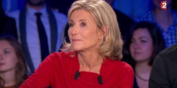 Après avoir vu Claire Chazal dans ONPC, les internautes ne veulent plus revoir Christine Angot - La Libre