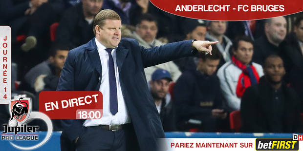 Au terme d'un Topper sans saveur, Anderlecht et Bruges se quittent dos à dos (0-0) - La Libre