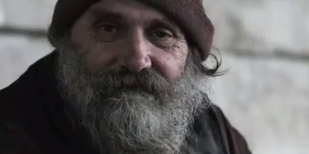 La Croix-Rouge met en scène la misère pour sa campagne de sensibilisation hivernale (VIDEO) - La Libre