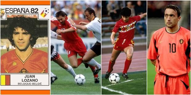 Josip Weber, Luis Oliveira, Branko Strupar... Voyage parmi les joueurs étrangers naturalisés devenus des Diables rouges ...