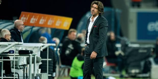 """L'entraîneur du Standard cité dans un scandale de matches arrangés en Grèce: """"Je n'ai été contacté par aucune entité jud..."""
