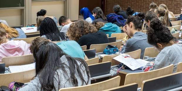 Examen d'entrée en médecine : on se dirige vers l'organisation d'une deuxième session dès l'année prochaine - La Libre