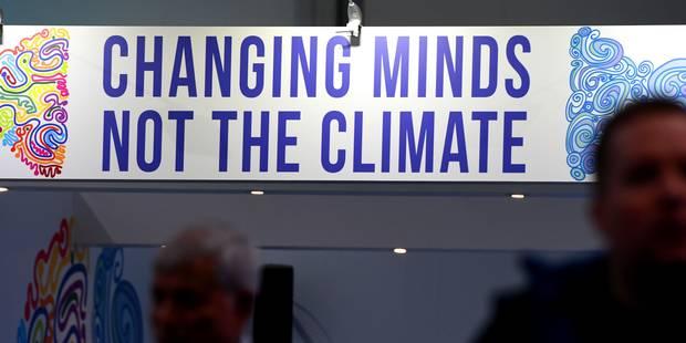 COP 23: A Bonn, les pays en développement mettent la pression sur la négociation climat - La Libre