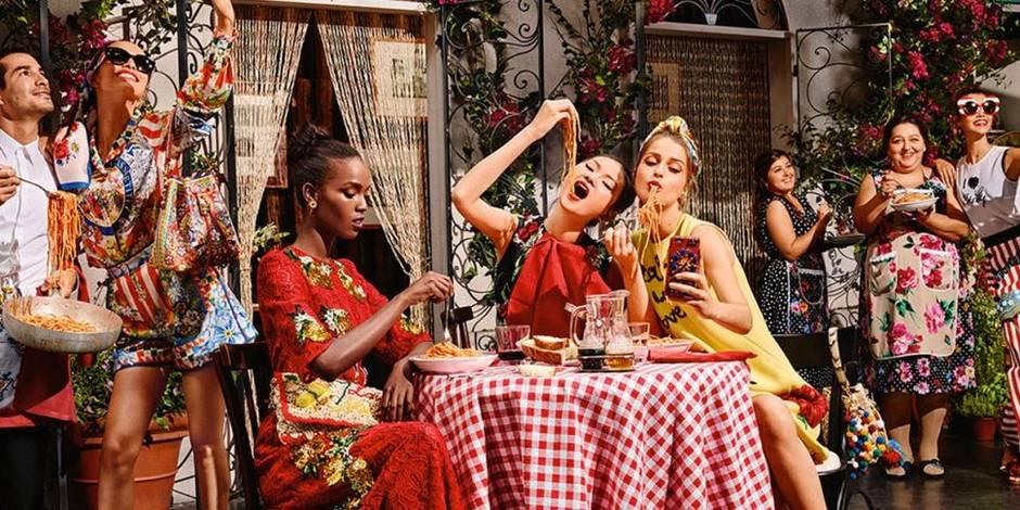 Dolce & Gabbana sort sa collection... de pâtes et d'électroménagers