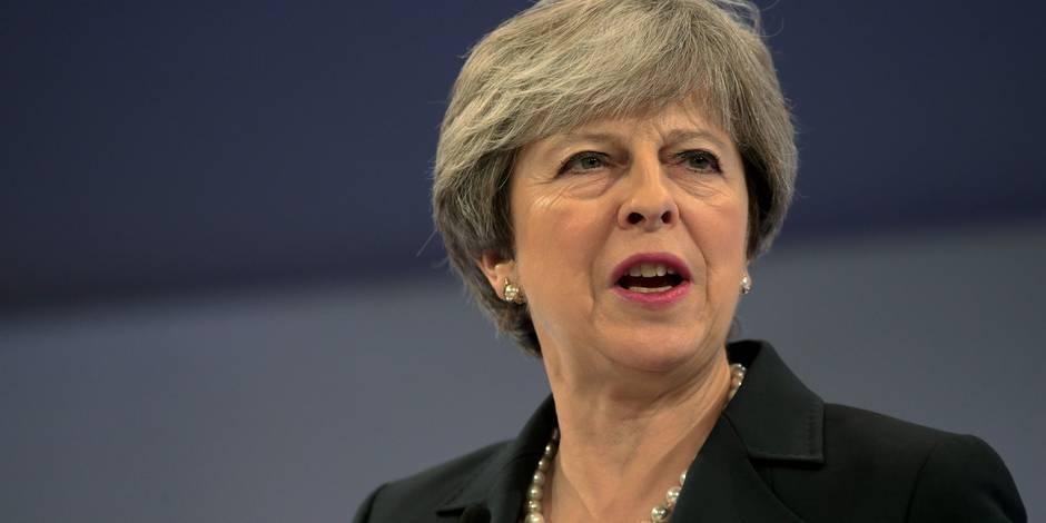 Grande-Bretagne: Quarante députés conservateurs demandent la démission de Theresa May