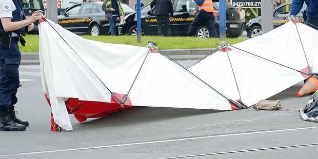 Plus d'un millier de piétons blessés par an à Bruxelles - La Libre
