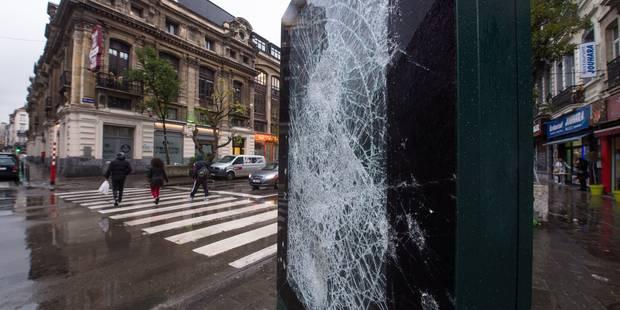 Appel à témoins: la police de Bruxelles à la recherche de photos et vidéos des émeutes - La Libre