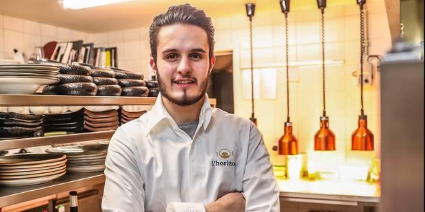 Gastronomie : le restaurant chaumontois L'Horizon élu découverte wallonne de l'année selon Gault&Millau - La Libre