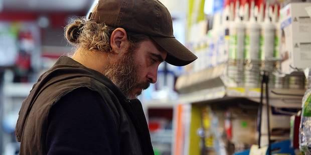 """""""You Were Never Really Here"""" : Joaquin Phoenix joue comme un manche - La Libre"""