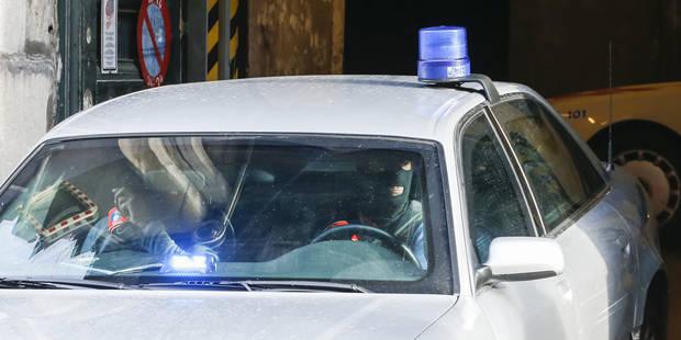 """Nemmouche inculpé pour """"enlèvement et séquestration en relation avec une entreprise terroriste"""" - La Libre"""