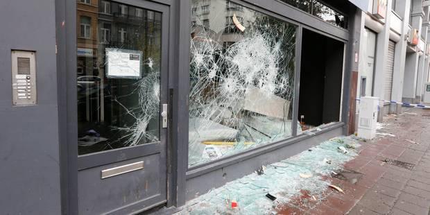 Emeutes: la Ville de Bruxelles évalue les dégâts aux infrastructures publiques à 31.000 euros - La Libre