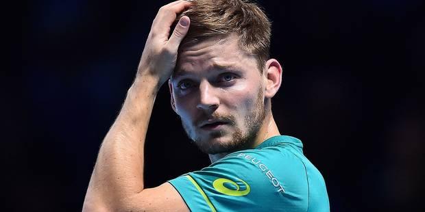 """Masters: David Goffin le reconnait, """"ce fut un match très, très dur contre Dimitrov"""" - La Libre"""