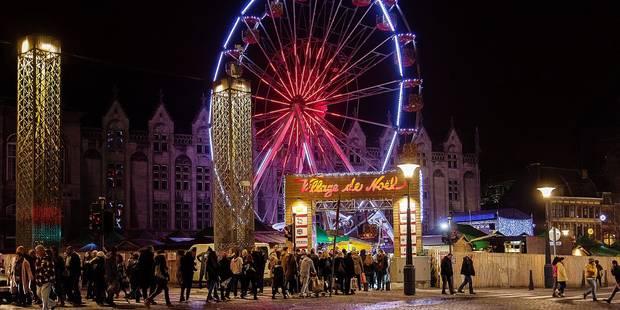 De multiples activités pour Liège Cité de Noël qui va bientôt débuter - La Libre