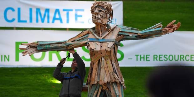 """COP23: Greenpeace regrette l'absence à Bonn de """"l'esprit de Paris"""" - La Libre"""