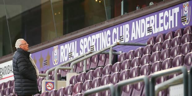 Le club d'Anderlecht discute avec deux candidats dans le cadre du rachat du club - La Libre