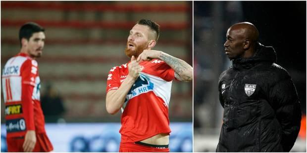 Pro League: Courtrai retrouve la victoire après trois mois, Eupen et Makelele battus par l'Antwerp - La Libre