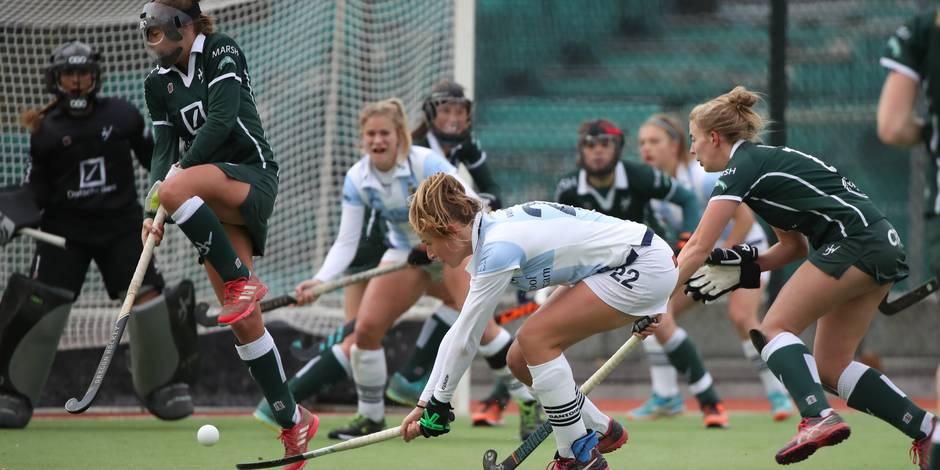 Hockey championnat dames: Un sommet de très belle facture (VIDEOS) - La Libre