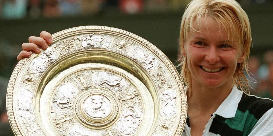 Jana Novotna, l'ex-n°2 mondiale et lauréate de Wimbledon, est décédée