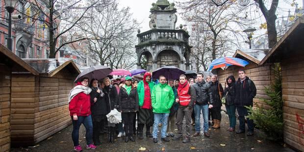 Mécontentement au sein du CPAS de Liège - La Libre