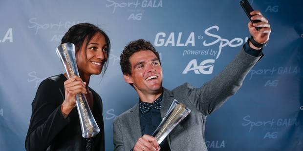 Voici les nominé(e)s pour le titre de Sportif et Sportive belge de l'année - La Libre