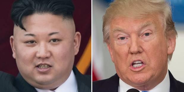 """Pyongyang qualifie de """"grave provocation"""" sa désignation par Washington comme soutien du terrorisme - La Libre"""