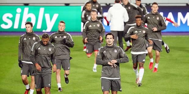 Champions League: le Bayern n'a pas toujours joué le coup à fond dans le passé - La Libre