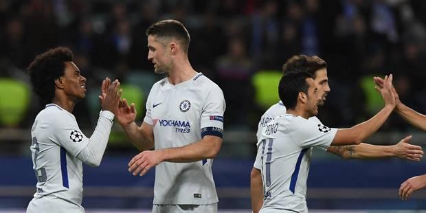 Chelsea qualifié pour les 8es de finale de la Champions League - La Libre