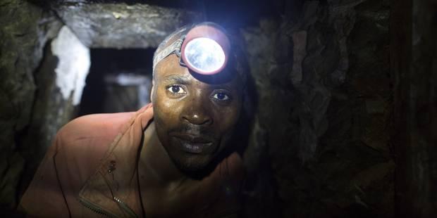 Travail des enfants: mise en cause, une firme chinoise dit enquêter sur la RDC - La Libre