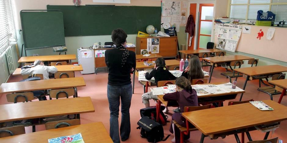 Geen commentaar: Le blues des directeurs d'école - La Libre