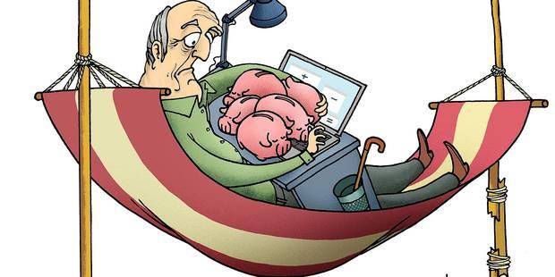 La réforme des pensions ? Méfiance (OPINION) - La Libre