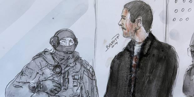 Le parquet fédéral veut envoyer Mehdi Nemmouche aux assises - La Libre