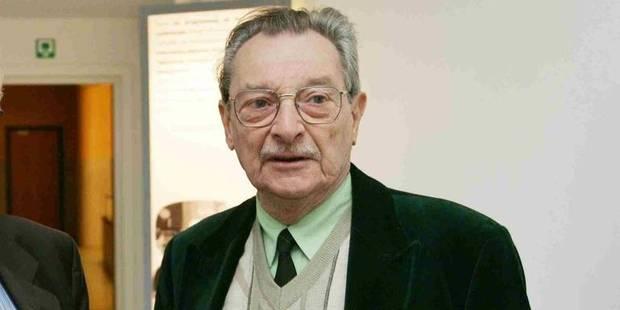 L'ancien journaliste Frédéric François est décédé - La Libre