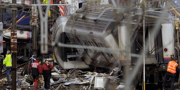 Les principaux accidents sur le rail depuis 2000 - La Libre